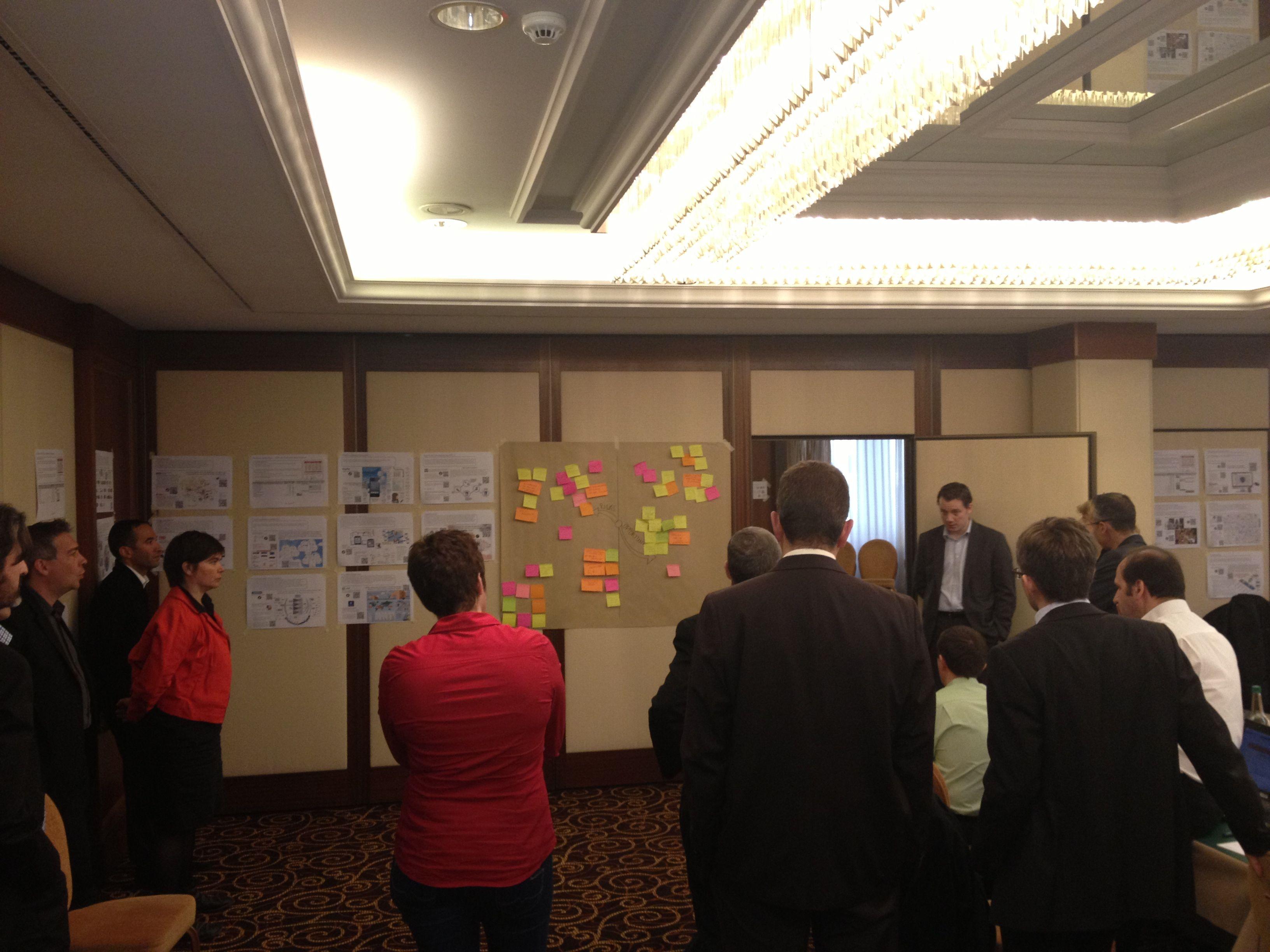 Givaudan IT innovation Workshop